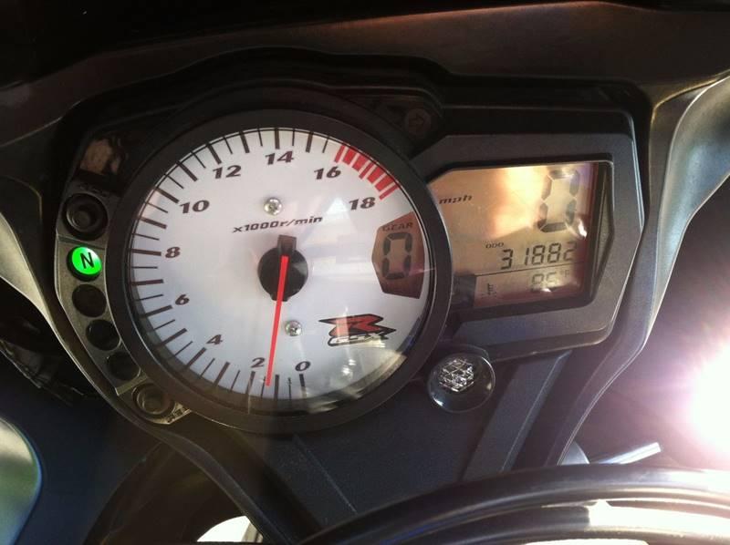 2006 Suzuki GSXR600 600 K6 - Camillus NY