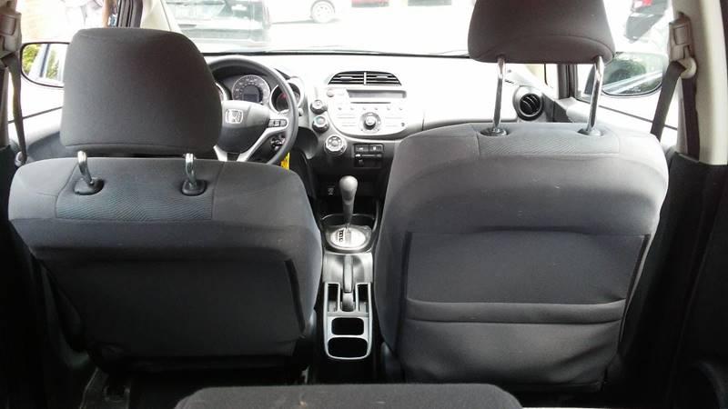 2012 Honda Fit 4dr Hatchback 5A - Camillus NY