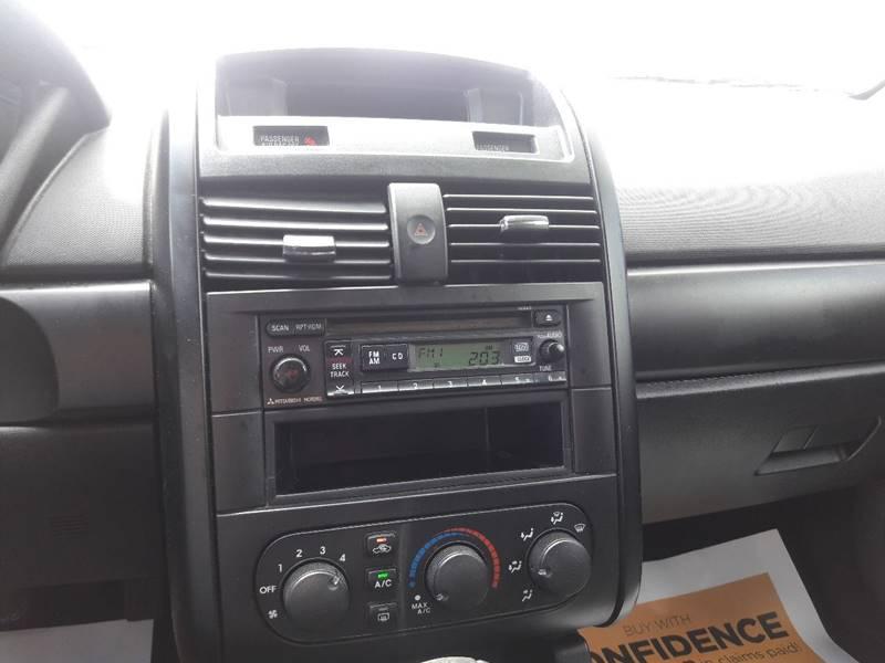 2008 Mitsubishi Galant DE 4dr Sedan - Camillus NY