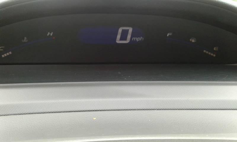 2009 Honda Civic LX 4dr Sedan 5A - Camillus NY
