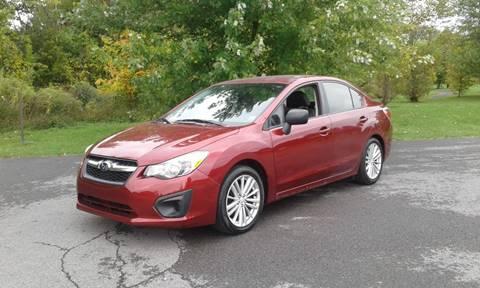 2013 Subaru Impreza for sale in Camillus, NY