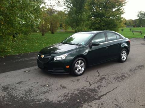 2014 Chevrolet Cruze for sale in Camillus, NY