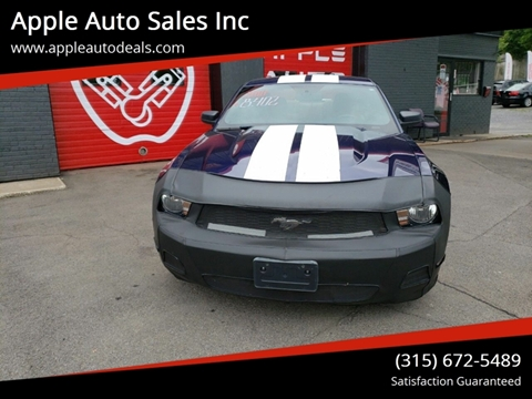 2010 Ford Mustang for sale in Camillus, NY
