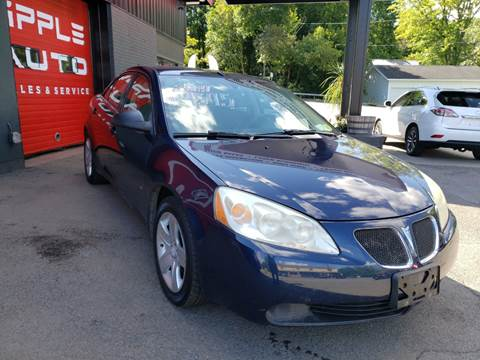 2009 Pontiac G6 for sale in Camillus, NY