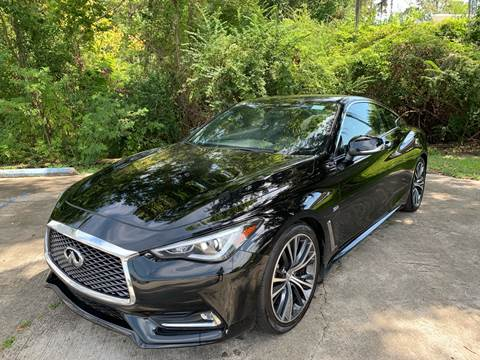 2018 Infiniti Q60 for sale in Gulfport, MS