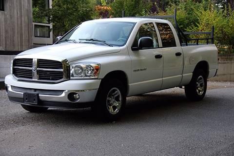 2007 Dodge Ram Pickup 1500 for sale in Kirkland, WA