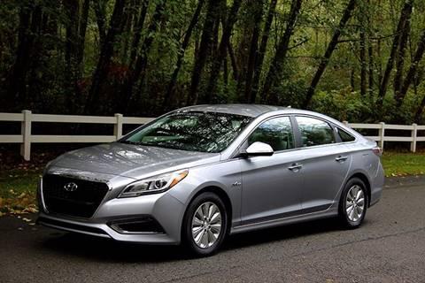 2016 Hyundai Sonata Hybrid for sale in Kirkland, WA