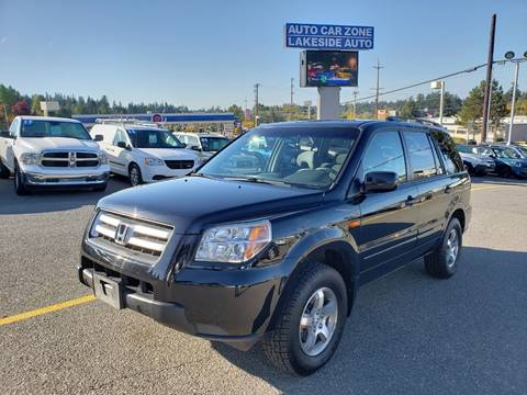 2007 Honda Pilot for sale in Lynnwood, WA