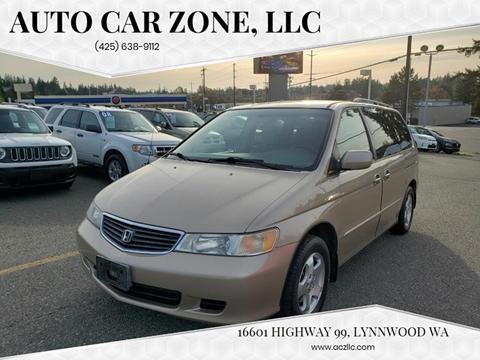 2000 Honda Odyssey for sale in Lynnwood, WA