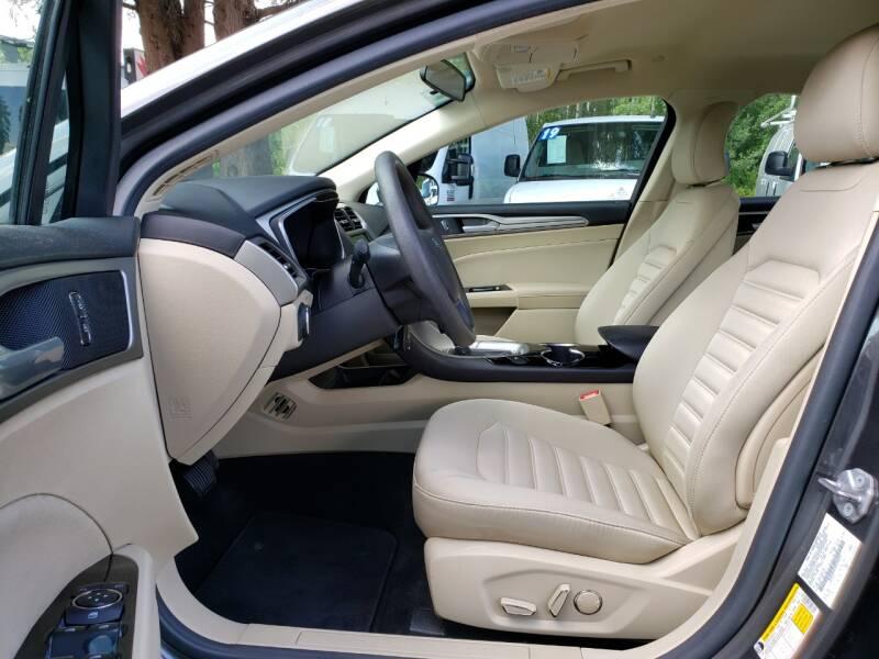 2016 Ford Fusion Hybrid SE 4dr Sedan - Kirkland WA