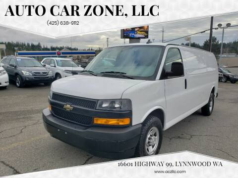 2018 Chevrolet Express Cargo 2500 for sale at Auto Car Zone, LLC in Lynnwood WA