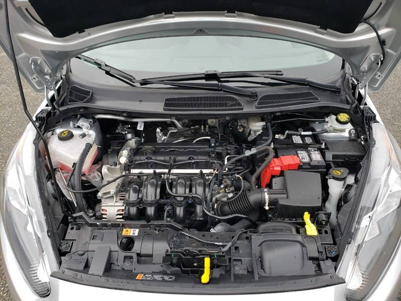 2019 Ford Fiesta SE (image 23)