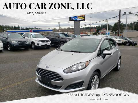 2019 Ford Fiesta SE for sale at Auto Car Zone, LLC in Lynnwood WA