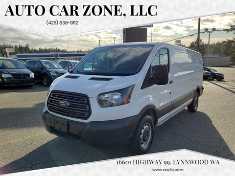 2018 Ford Transit Cargo 250 for sale at Auto Car Zone, LLC in Lynnwood WA