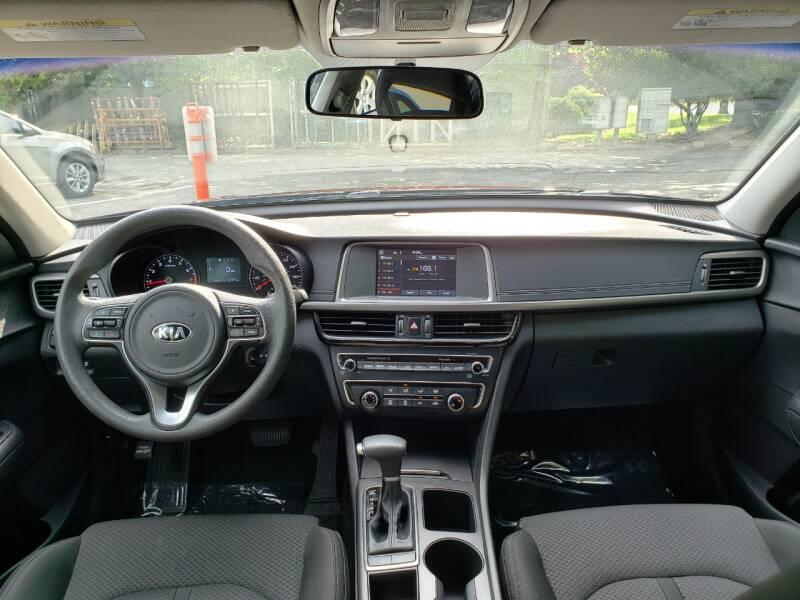 2018 Kia Optima LX 4dr Sedan - Kirkland WA