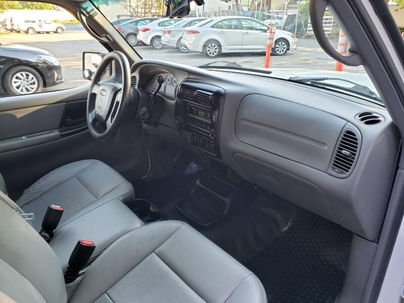 2011 Ford Ranger 4x2 XL Fleet 2dr Regular Cab LB - Kirkland WA