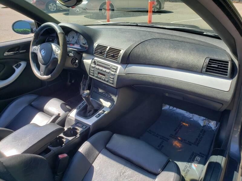 2003 BMW M3 2dr Convertible - Kirkland WA
