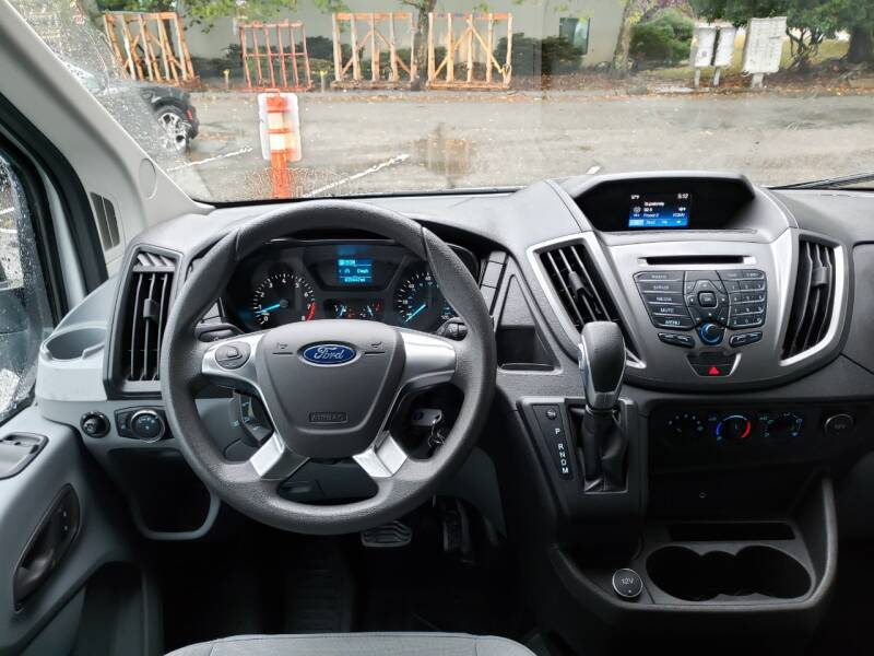 2017 Ford Transit Passenger 350 XLT 3dr LWB Medium Roof Passenger Van w/Sliding Passenger Side Door - Kirkland WA
