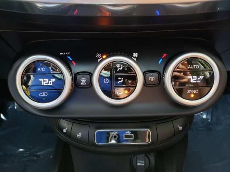 2016 FIAT 500X AWD Lounge 4dr Crossover - Kirkland WA