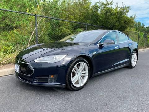 Used Tesla Model S For Sale >> Used Tesla Model S For Sale In Florida Carsforsale Com