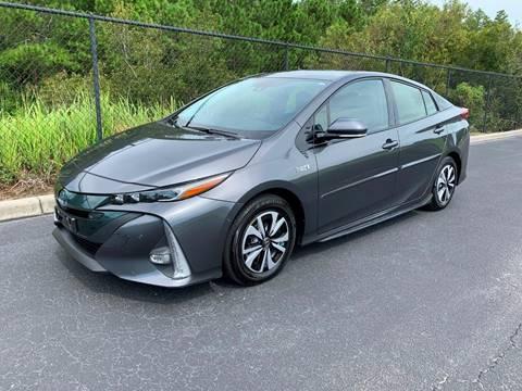 2017 Toyota Prius Prime for sale in Lutz, FL