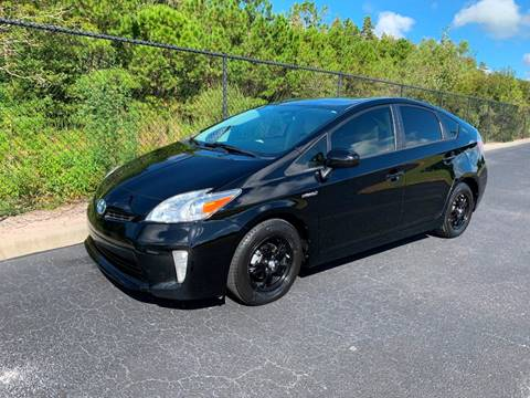 2012 Toyota Prius for sale in Lutz, FL