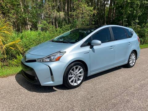 2015 Toyota Prius v for sale in Lutz, FL
