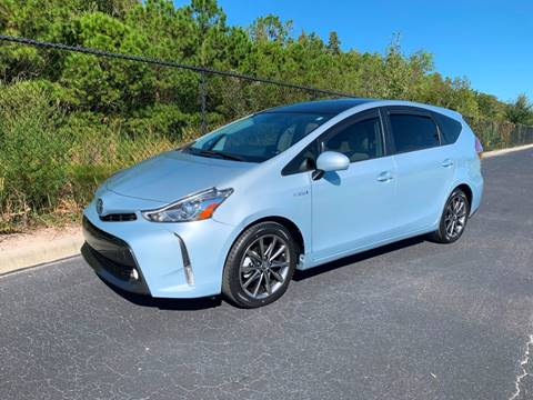 2016 Toyota Prius v for sale in Lutz, FL