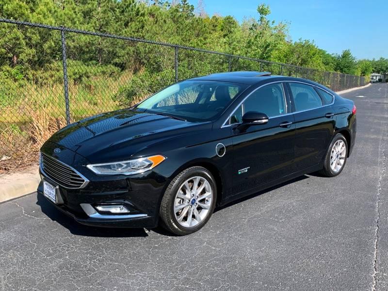 2017 Ford Fusion Energi SE Luxury (image 1)