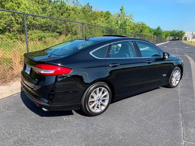 2017 Ford Fusion Energi SE Luxury (image 3)