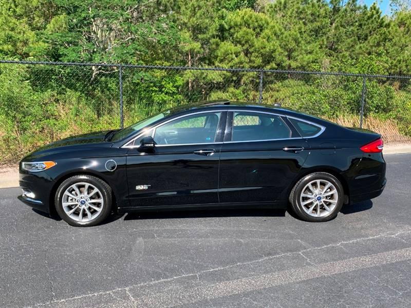 2017 Ford Fusion Energi SE Luxury (image 5)