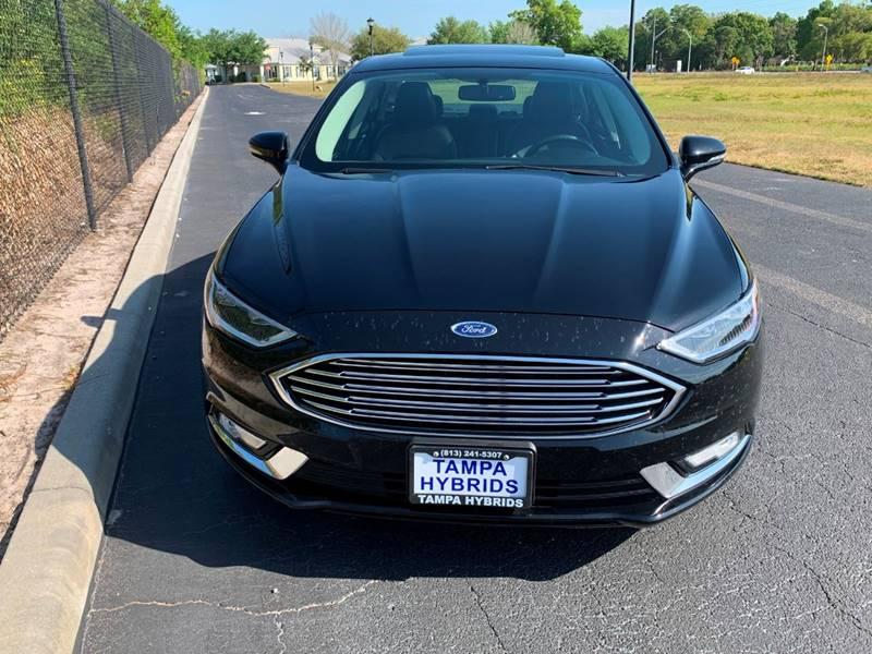 2017 Ford Fusion Energi SE Luxury (image 7)
