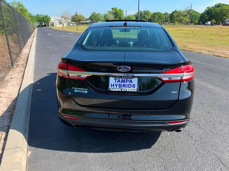 2017 Ford Fusion Energi SE Luxury (image 8)