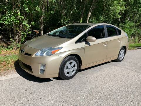2010 Toyota Prius II for sale at Tampa Hybrids Inc in Lutz FL