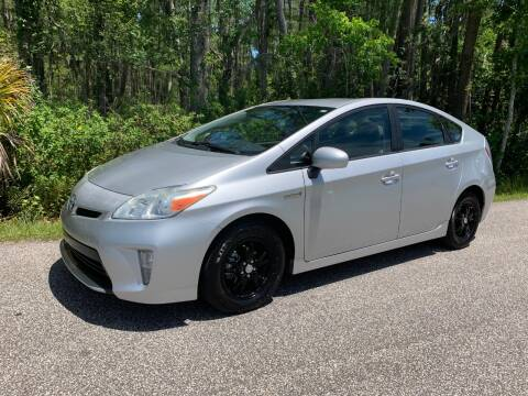 2013 Toyota Prius Two for sale at Tampa Hybrids Inc in Lutz FL