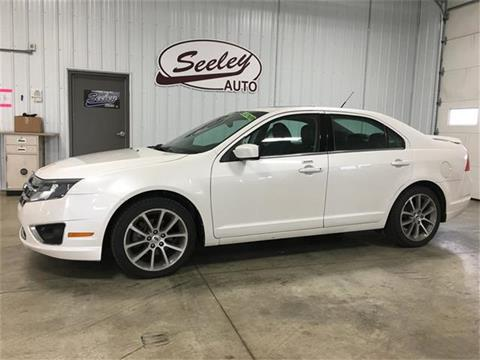 2010 Ford Fusion for sale in Alma, MI