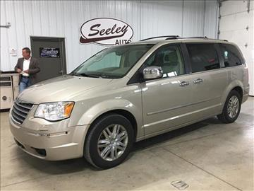 2008 Chrysler Town and Country for sale in Alma, MI