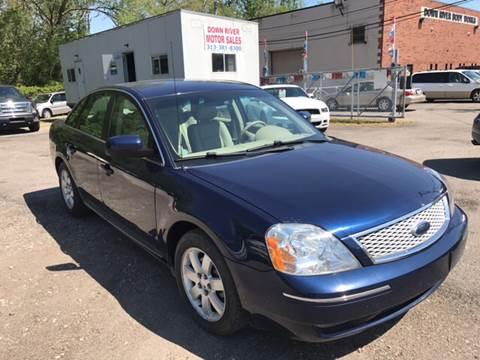 2007 Ford Five Hundred for sale in Allen Park, MI
