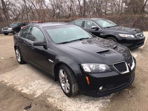 2008 Pontiac G8 for sale in Allen Park, MI