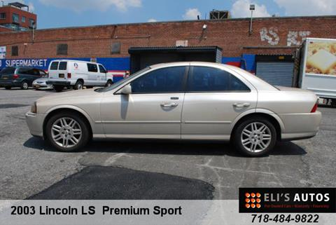 2003 Lincoln LS for sale in Brooklyn NY