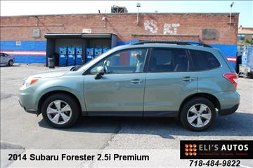 2014 Subaru Forester for sale in Brooklyn, NY