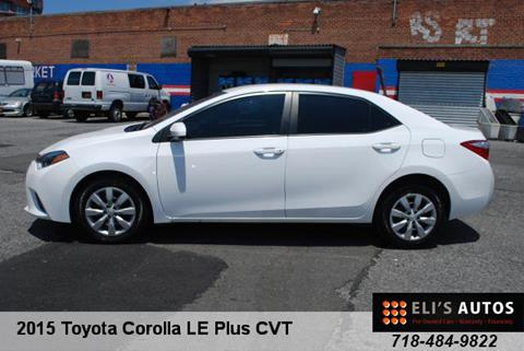 2015 Toyota Corolla for sale in Brooklyn NY