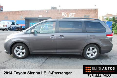 2014 Toyota Sienna for sale in Brooklyn NY