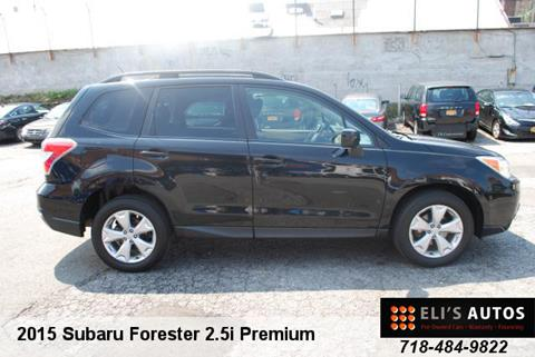 2015 Subaru Forester for sale in Brooklyn, NY