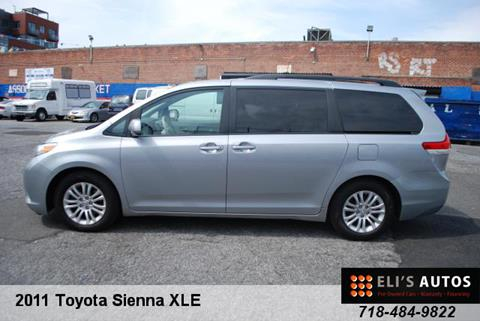 2011 Toyota Sienna for sale in Brooklyn NY