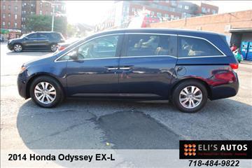 2014 Honda Odyssey for sale in Brooklyn, NY