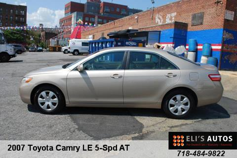 2007 Toyota Camry for sale in Brooklyn, NY