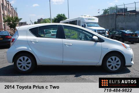 2014 Toyota Prius c for sale in Brooklyn, NY