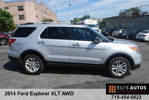2014 Ford Explorer for sale in Brooklyn, NY
