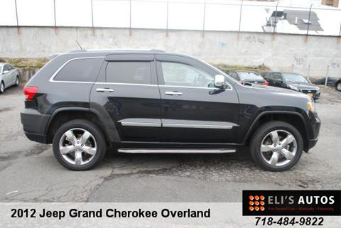 2012 Jeep Grand Cherokee for sale in Brooklyn NY